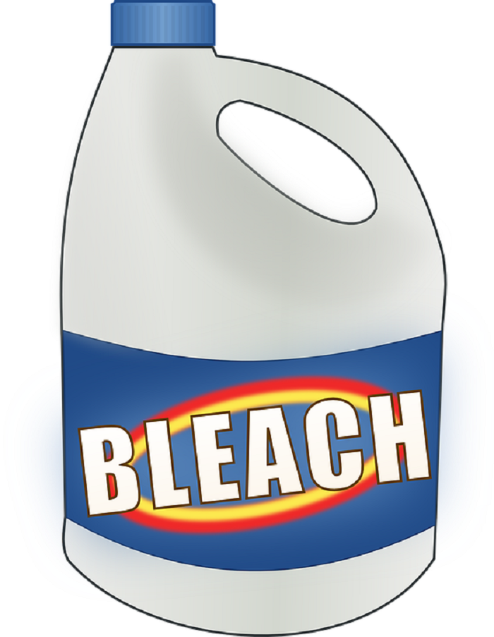 bleach for cleaning